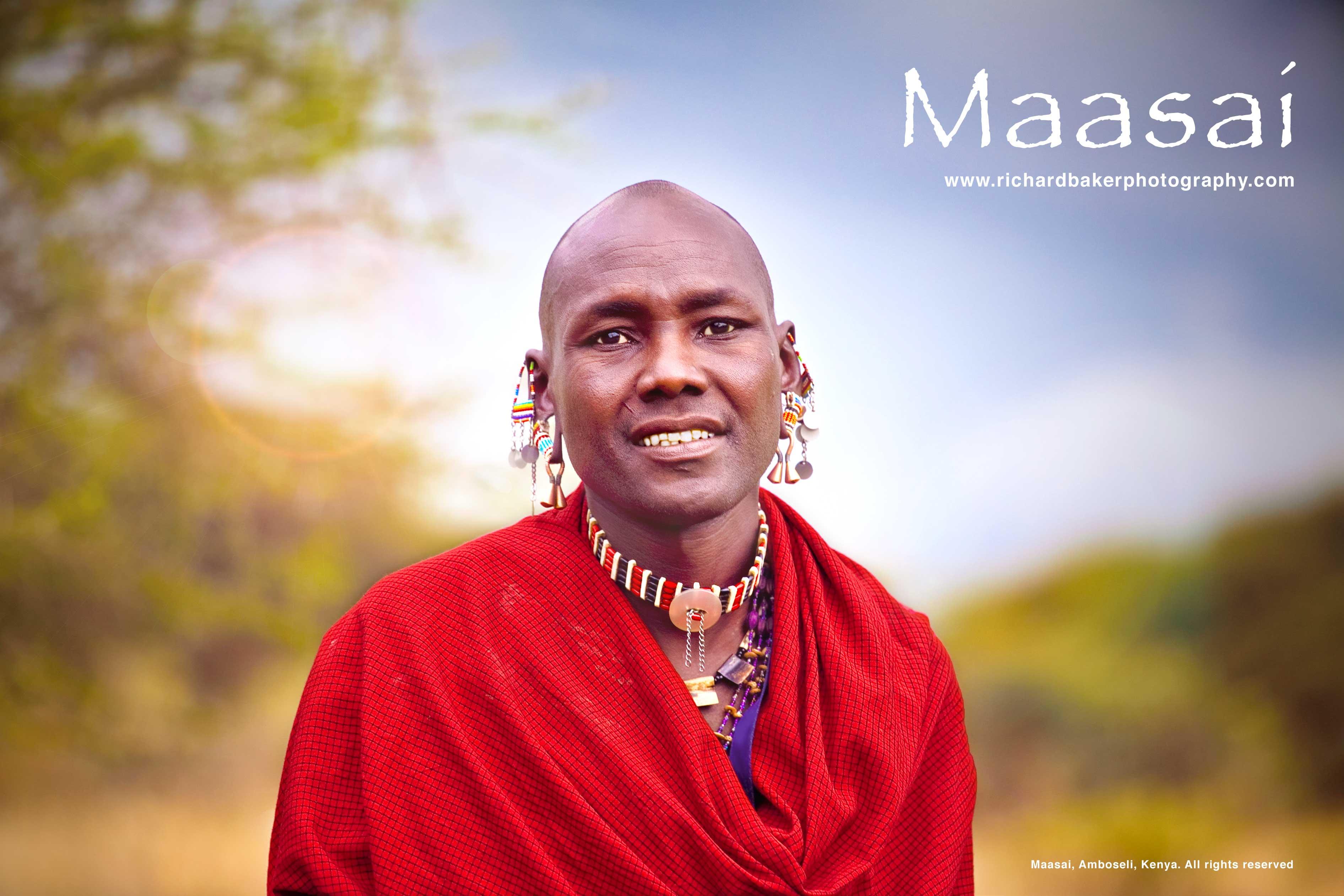 Maasai shoot