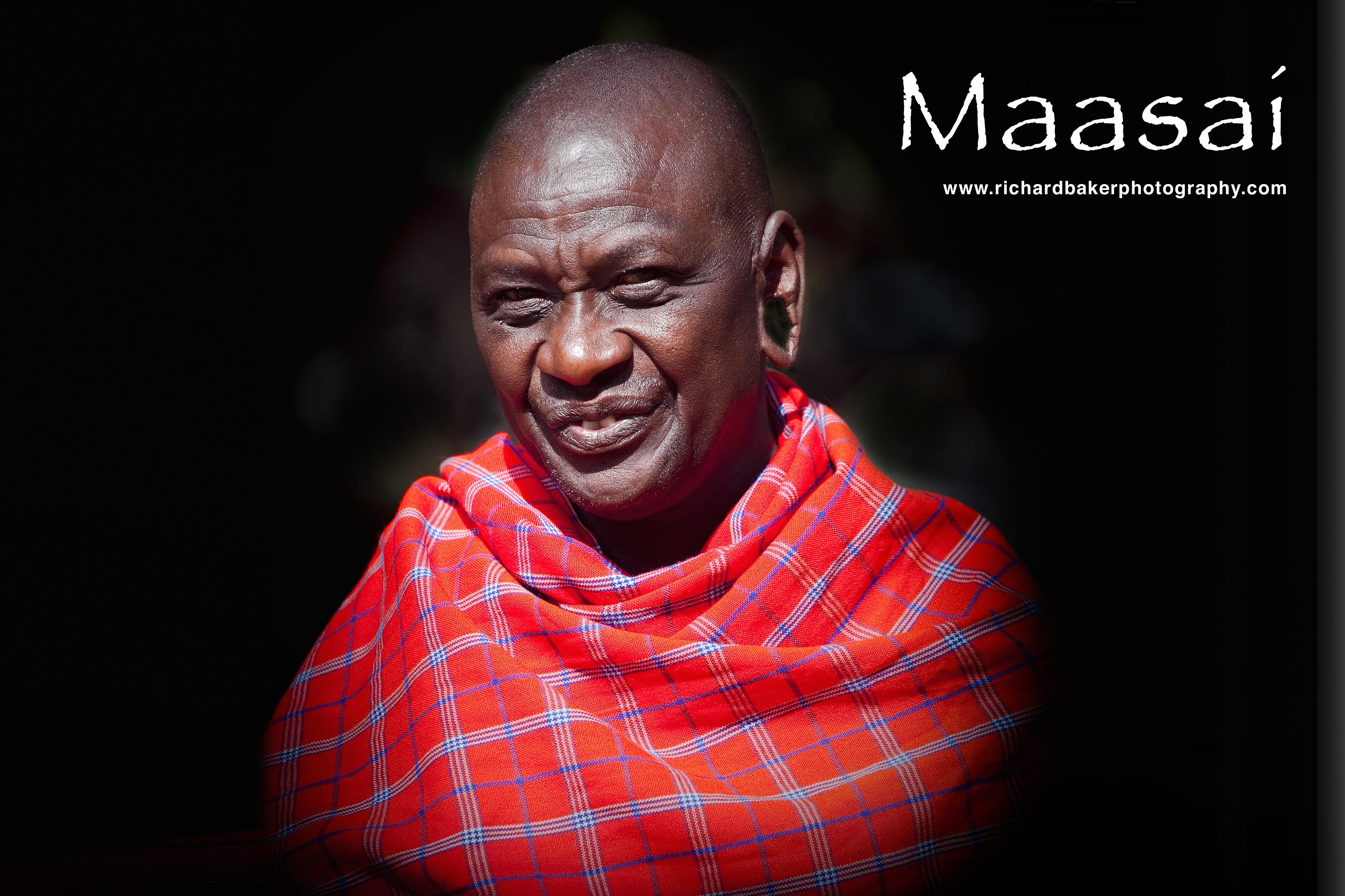 Maasai Warrior Shoot